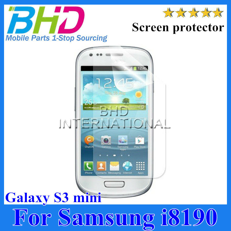 Screen protector For Samsung Galaxy S3 Mini i8190