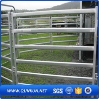 2016 hot sales heavy duty hot dipped galvanised sheep yard