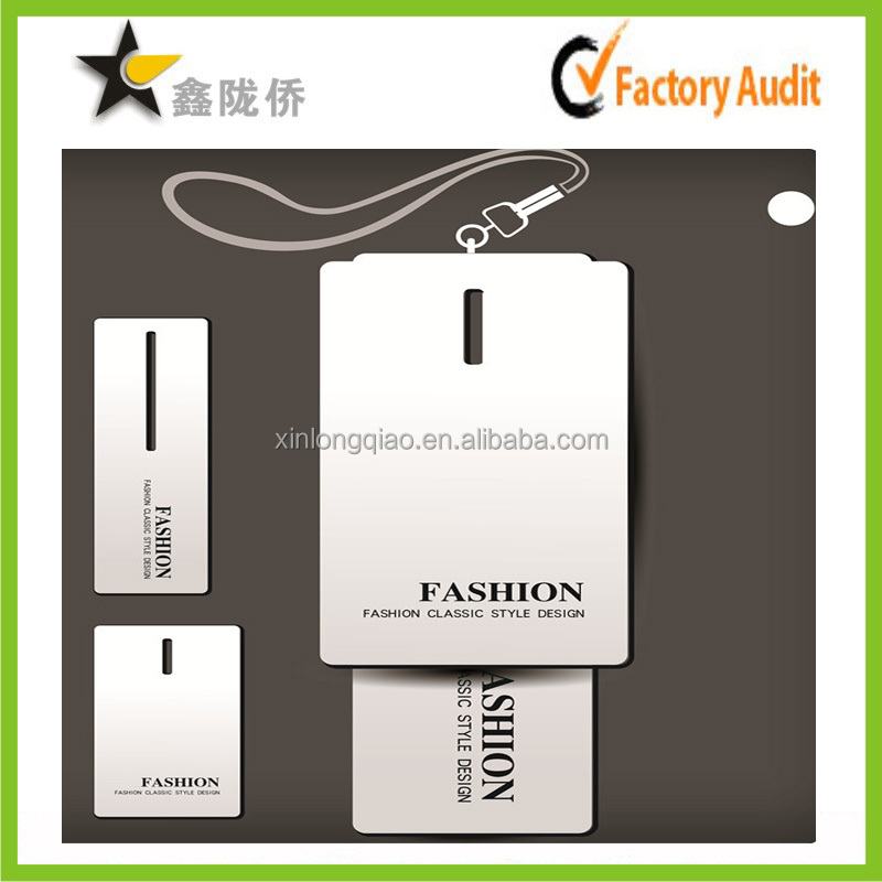 Custom High Quality Hang Tags for T-shirt