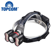 Rechargeable LED Headlight T6 + SMD Chip 1000 Lumen New Headlamp Torch light