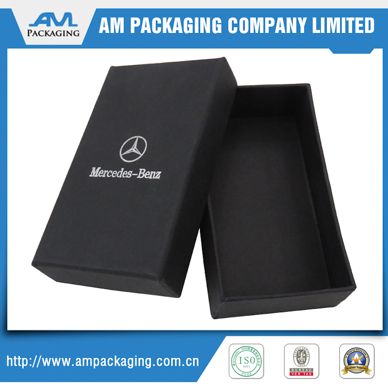 famous car black box for menbership card gift boxes with branded logo