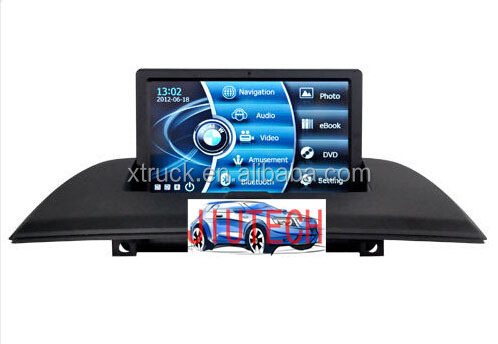Car Dash Radio for BMW X3 E83 Stereo DVD Headunit GPS Sat Navigation Multimedia