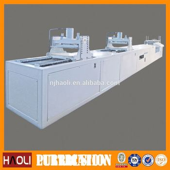 factory price fiberglass insect screen machine pultrusion cornice mould