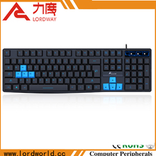 different types of computer keyboard from shenzhen keyboard and mouse factory directly