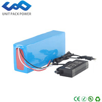 Customized Lithium ion batteries 24V 12ah for 250w three wheel scooter with charger