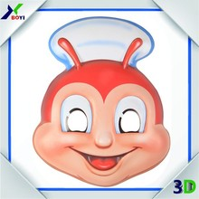 smiled cartoon animals masks cute kids masks for party