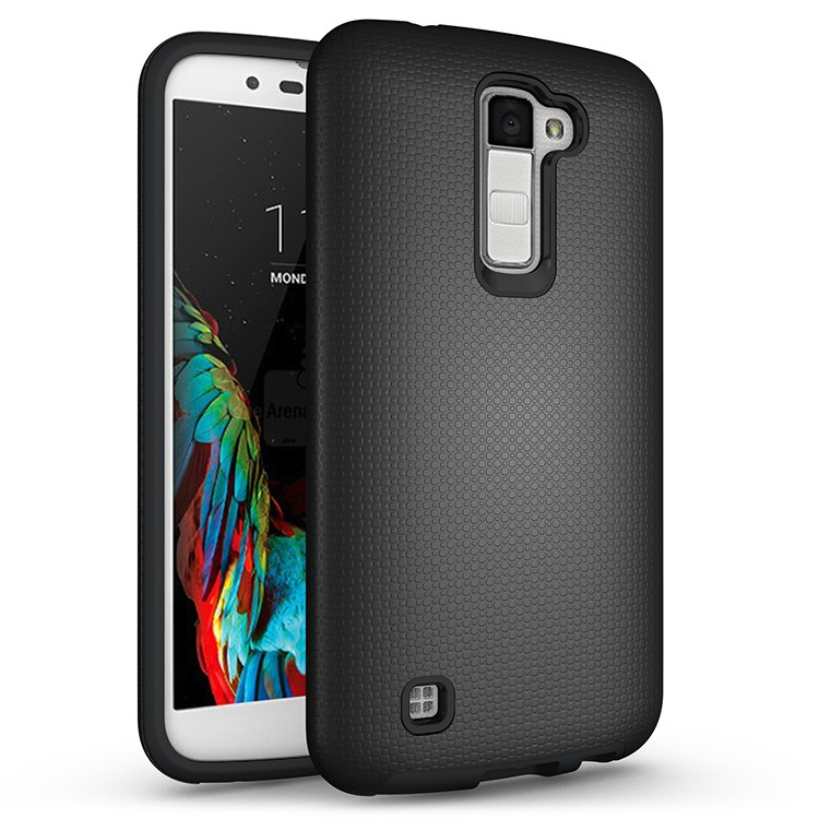 2017 Universal 2 in 1 hybrid Phone Case Cover For LG X Calibur/LV9