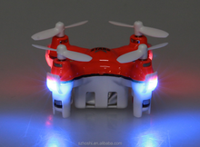 Small Toy CX-Stars 2.4G 4CH 6 Axis Gyro RC Quadcopter Pocket Mini Drone with 3D Flip