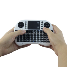 2.4G Wireless Mini Keyboard i8 Air Fly Mouse Keyboard Touchpad Remote Control For Android TV Box Notebook Tablet PC