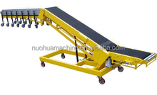 container, truck loading and unloading equipment/Automatic vehicle loading and unloading conveyor system