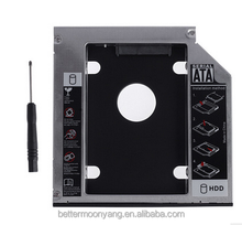 "12.7MM HDD Caddy 2nd 2.5"" Hard Drive Disk Caddy SATA HDD/SSD"