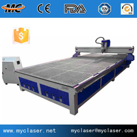 MC 2040 3d wood carving machine cnc router machine for aluminum furniture manufacturing machinery