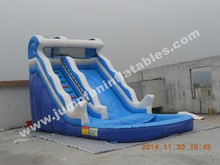 Top sale inflatable water slide with pool,commercial rentals waterslide EU USA