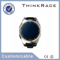 GPS watch with Indoor Wi-Fi position and Pedometer android gps smart watch with gps tracking system Thinkrace PT519