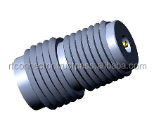1.85mm Field Replaceable Flange Connectors