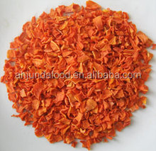 Wholesale Dehydrated Vegetables High Quality Dehydrated Carrot Dices