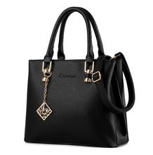 Ladies Fashion Handbags in Guangzhou/Ladies 2017 PU Leather Imported Handbags China