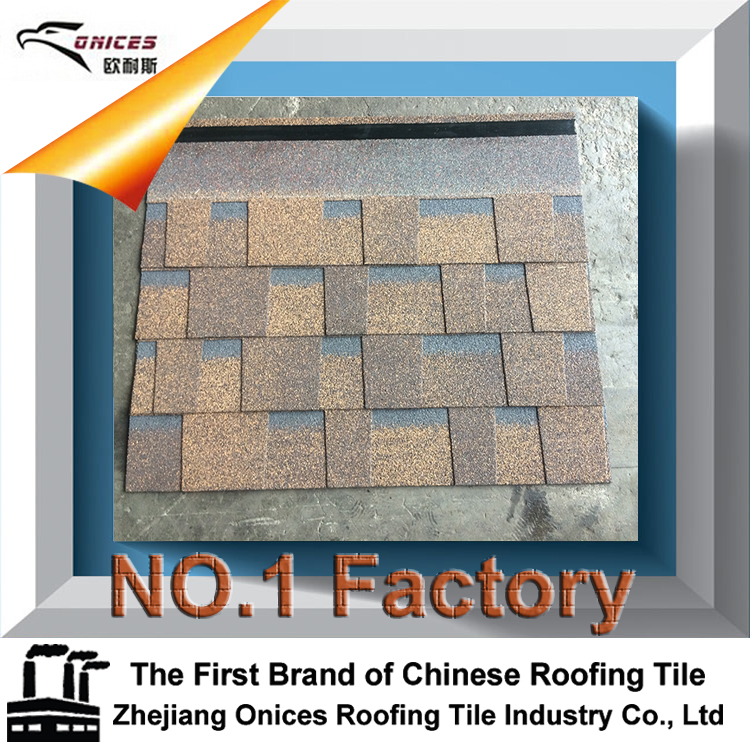 ONICES Fiberglass Asphalt shingle, New Zealand Standard Galvalume Steel Stone Coated Roof Sheet With High Quality