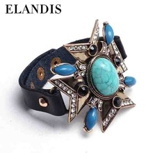 E-ELANDIS 2015 chinese innovative products new costume jewelry restoring ancient ways bracelet
