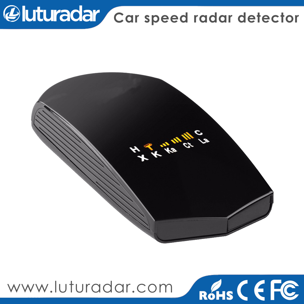 2017 best selling CAR radar detection devices with Russian/English voice speed warning high quality v3 Car Radar Detector cobra