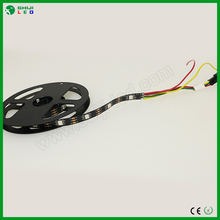 addressable led strip 30led dc12v ws2815 rgb pixel strip