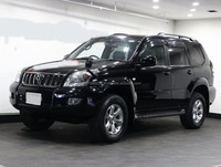 USED CARS - TOYOTA LAND CRUISER PRADO TX OVER LTD (RHD 819812 GASOLINE)