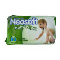 RB4580 Fda Assarance Individual Bulk Biodegradable Nonwoven Fabric Non Alcohol Baby Dry Wet Wipes Wholesale In China