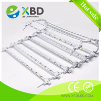 wholesale cheap Epistar chip 12V/24v 5050 SMD led rigid strip Light Bar matrix backlight panel for sign board
