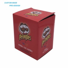 Dongguan factory price foldable custom printed paper packaging box