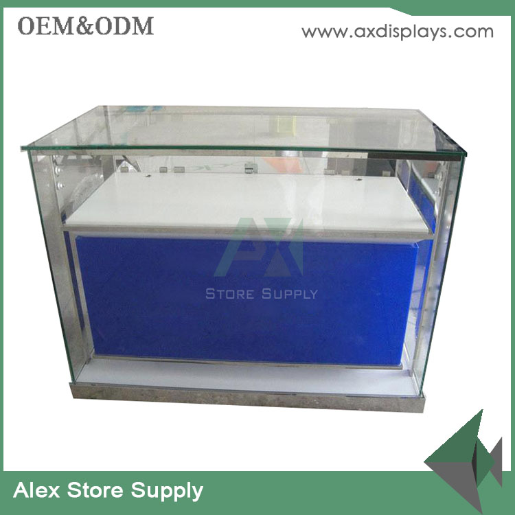 retail cell phone shop interior design display cabinet for mobile phone store
