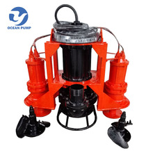new pattern pond electric sand transfer submersible pump