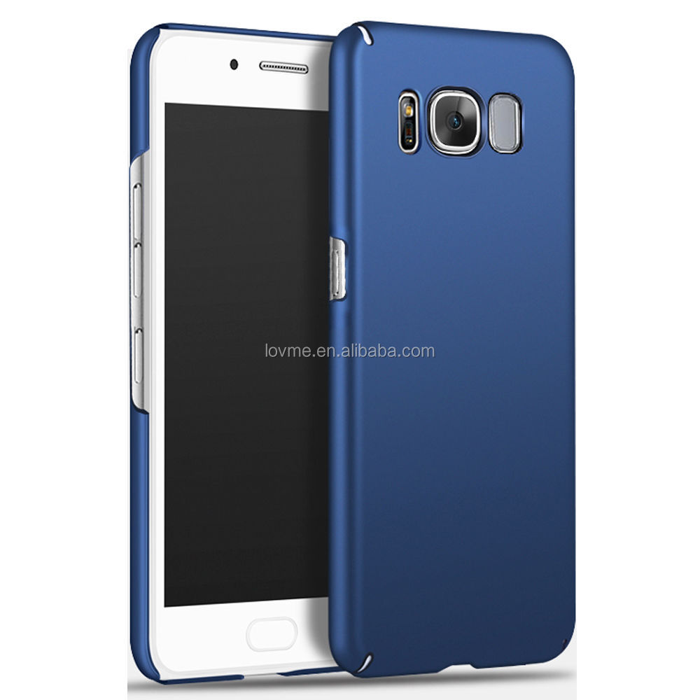 Ultra Thin Hard Back Mobile Phone Case Cover For Samsung Galaxy S8