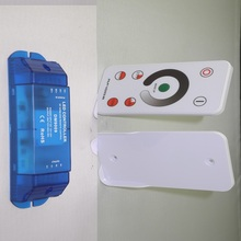 touch panel RF remote control dimmer light switch 20A 1CH 0V 10v led dimmer
