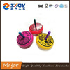 Handmade Wooden spinning Top Wooden Peg-Top Wooden Toy for Kids