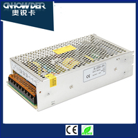 Factory Direct AC to DC constant voltage 250W 5V 12V 24V 48V 5A 10A 20A 45A CCTV power supply