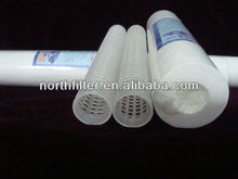 Hot sale! melt-blown type Pall replacement cylindrical water filter with PP core