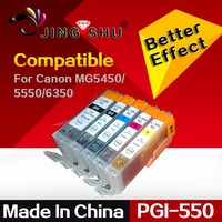 PGI-550 CLI-551 ink cartridge for canon MG5450 5550 6350 6450 6650 7150 IP7250 MX925