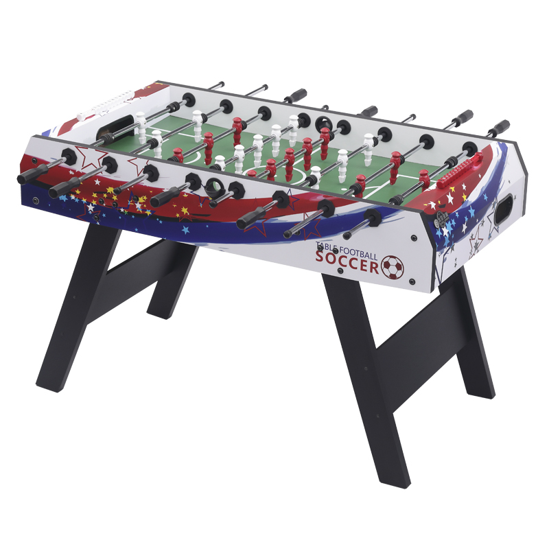 Cheap full size italy kids soccer game table indoor pool soccer football game table