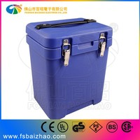 Rotomolding insulated fish tubs, insulated fish box, made of food standard PE