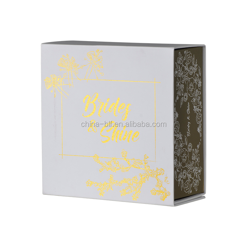 Luxury design Custom Cardboard Box Gift Box Magnetic Packaging Box