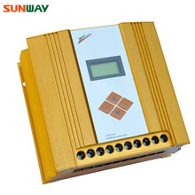 2017 High Quality MPPT Wind Solar Hybrid Charge Controller 12/24V 100W-600W for Wind Solar Hybrid Generation System