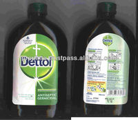 Indian Dettol Antiseptic liquid 500ml, 200ml, 110ml, 60ml