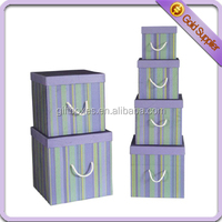 home storage container - paper boxes