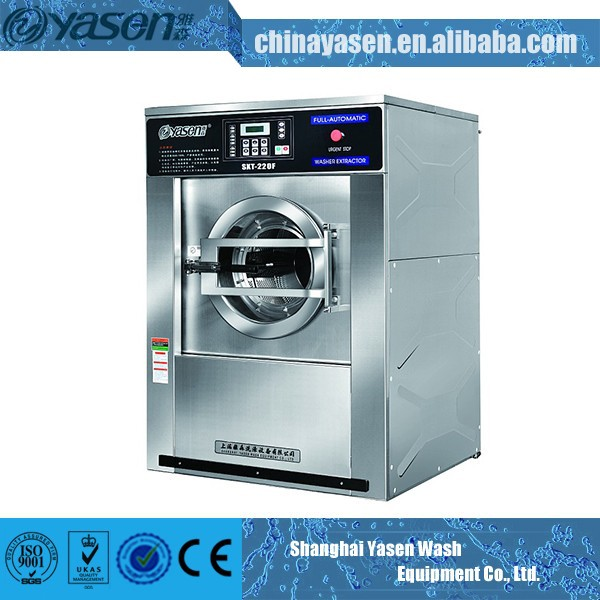Complete in specifications Stainless steel Industrial Wash Dehydration Dryer/Portable Industry Washing Machine Factory