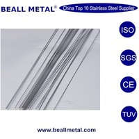 304 heat rolled/ cold rolled stainless steel capillary tube for refrigerator