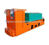 8tonner mining battery locomotive single cab