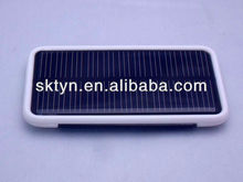 2012 newest portable solar power cellphone charger CH03
