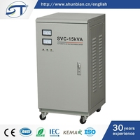 China Wholesale Market SVC Series Electrical Equipment Servo Single Phase Vertical Voltage Stabilizer
