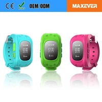 Good Quality Multi Colour GPRS SOS Alarm Smart Watch