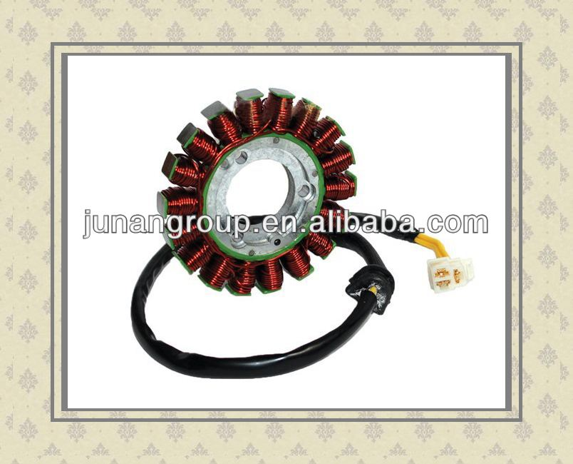 Stator magneto used on SUZUKI GSXR600 and GSXR750